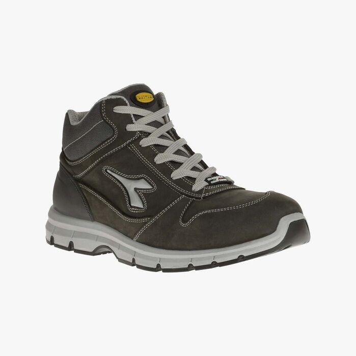 diadora scarpe antinfortunistica diadora utility run high s3 src scarpa da lavoro alta – colore grigio cod. 701,158593