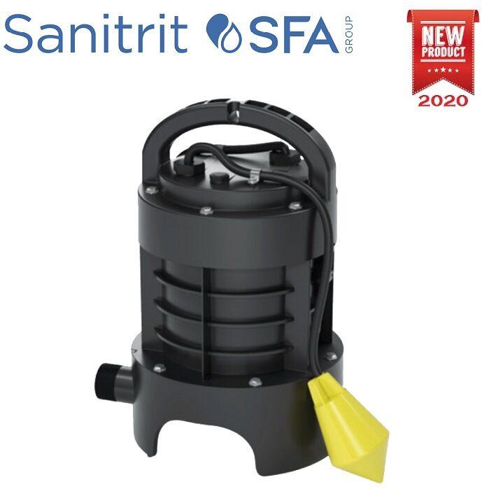 SFA Pompa Sommergibile Sanitrit Sfa Modello Sanipump Cod. Sfospump - New