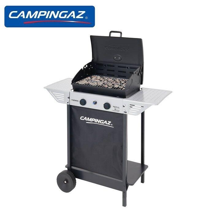 Campingaz Barbecue A Pietra Lavica Campingaz Expert 100 L Plus Rocky Barbecue