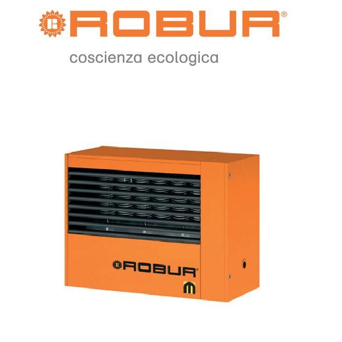 robur termoconvettore industriale robur m 35 metano – arancio 37,4 kw