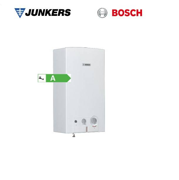 Junkers Scaldabagno A Gas Junkers Bosch Modello Therm 4200 14 Litri Metano O Gpl Cod. T4200 14-2 23(31)