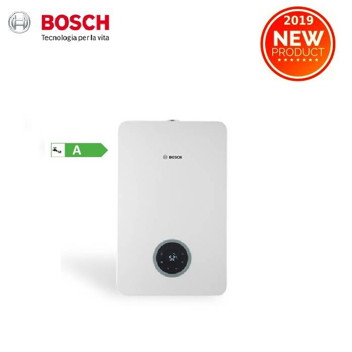 Bosch Scaldabagno A Gas Junkers Bosch Therm 5600 S T5600 S 17 Litri Metano O Gpl Low Nox Completo Di Kit Fumi - New Erp