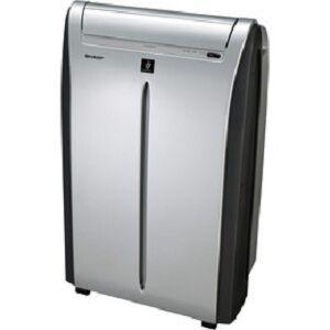 sharp climatizzatore condizionatore sharp portatile mod. cv-p10pr 8500 btu