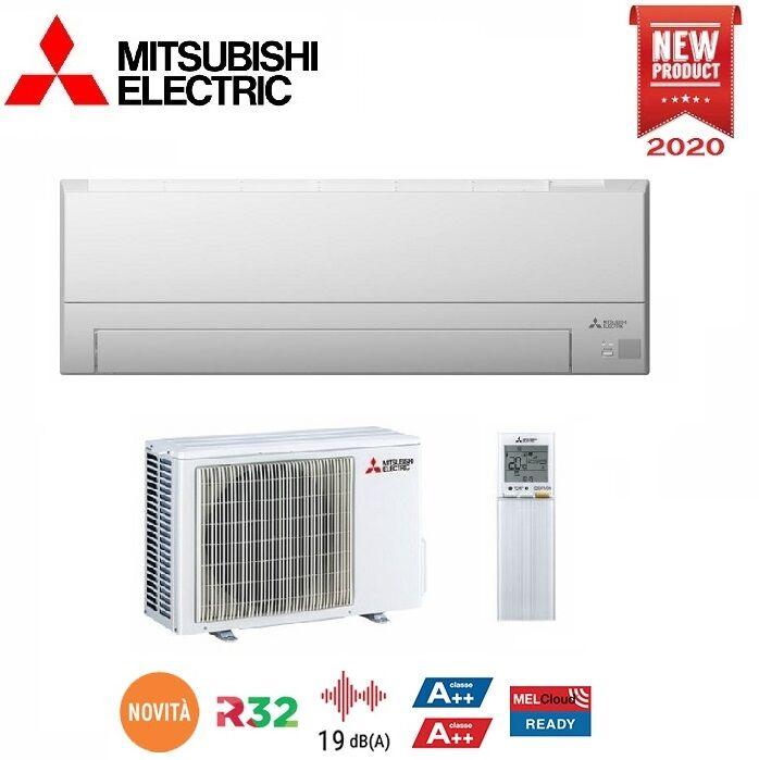 Mitsubishi Climatizzatore Condizionatore Mitsubishi Inverter Msz-Bt25vg 9000 Btu R-32 Wi-Fi Optional - New 2020