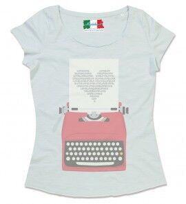 Magliette Fiammate Da Donna Vintage