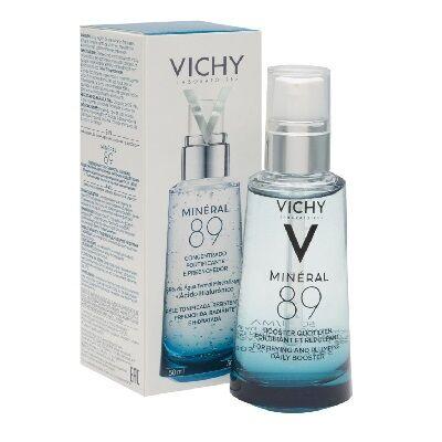 Vichy Mineral 89 Booster Fortificante E Rimpolpante - 50 Ml - Tester