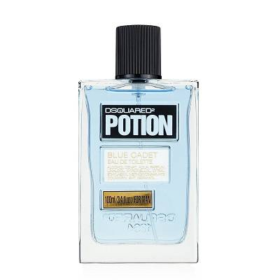 Dsquared2 Potion For Man Blue Cadet - Tester (No Cap)
