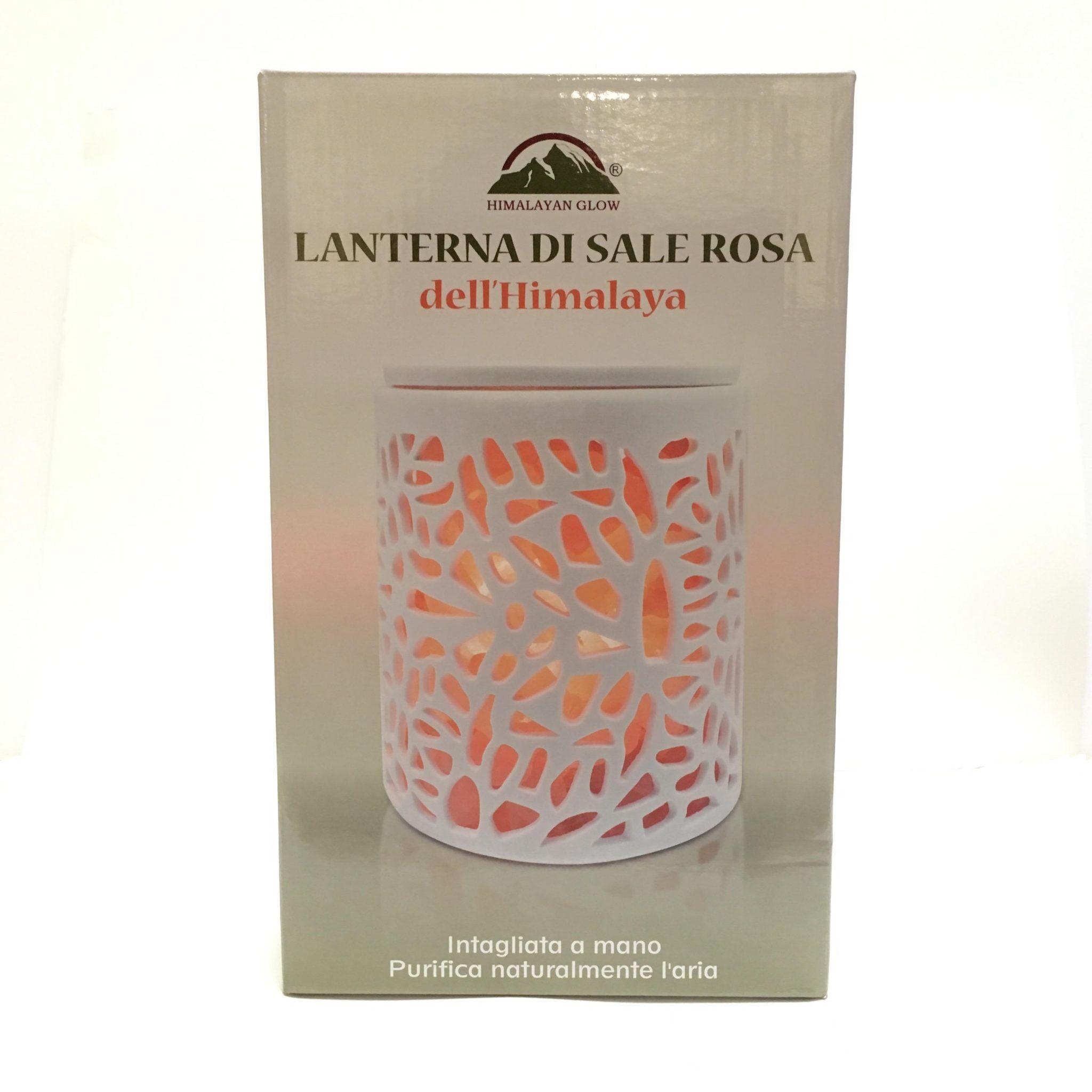 himalayan glow lanterna di sale rosa