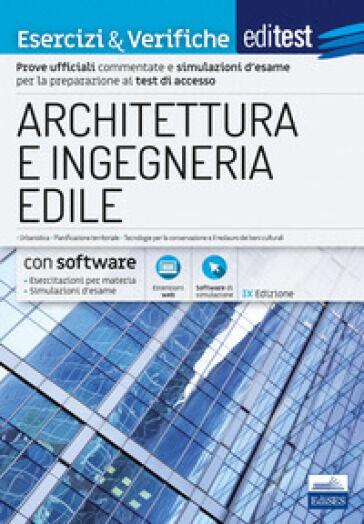 EdiTEST. Architettura ed ingegneria edile.