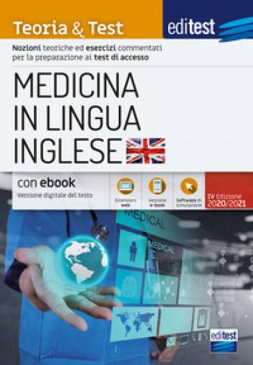 EdiTEST. Medicina in lingua inglese. Teoria &