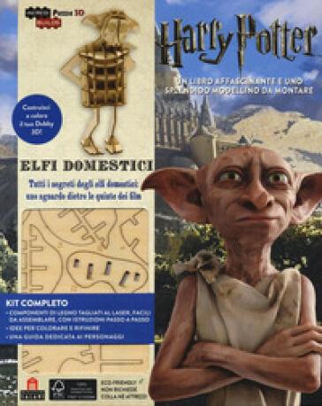 Jody Revenson Elfi domestici. Harry Potter.