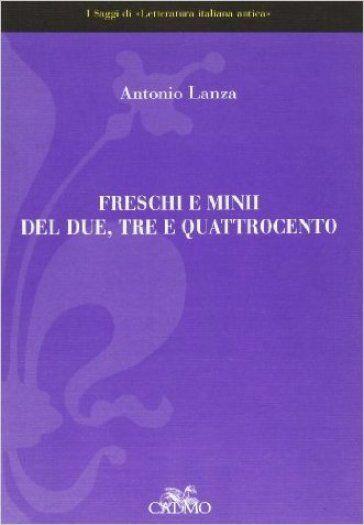 Antonio Lanza Freschi e minii del Due, Tre e
