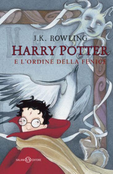 J. K. Rowling Harry Potter e l'Ordine della