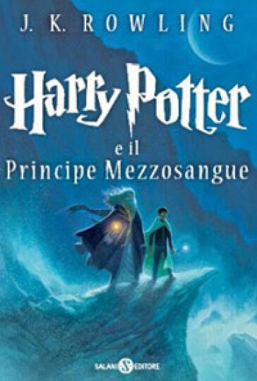 J. K. Rowling Harry Potter e il Principe