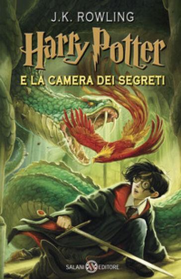 J. K. Rowling Harry Potter e la camera dei