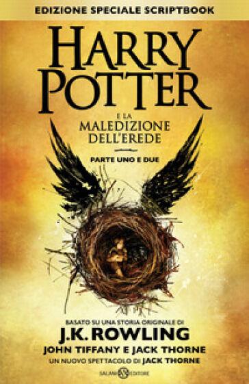 J. K. Rowling, Jack Thorne Harry Potter e la