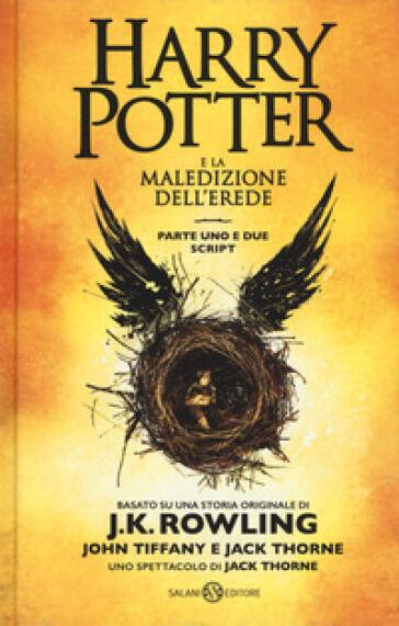 J. K. Rowling,  John Tiffany, Jack Thorne