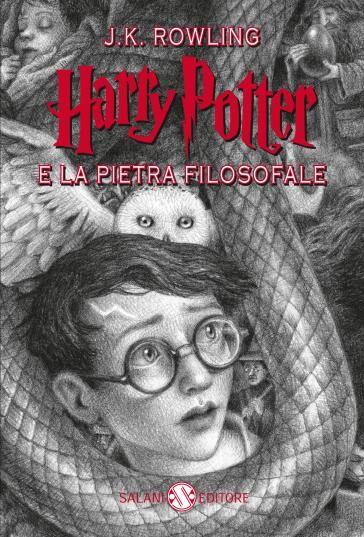 J. K. Rowling Harry Potter e la pietra