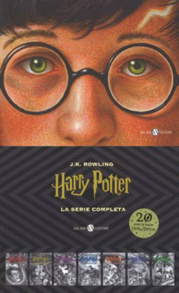 J. K. Rowling Harry Potter. La serie completa: