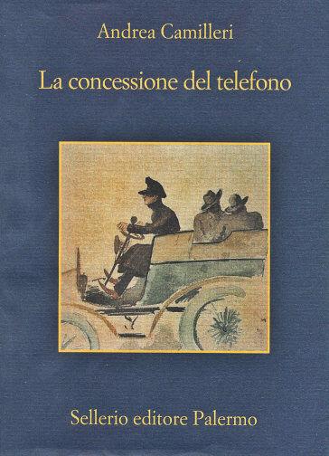 Andrea Camilleri La concessione del telefono