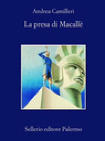 Andrea Camilleri La presa di Macallè