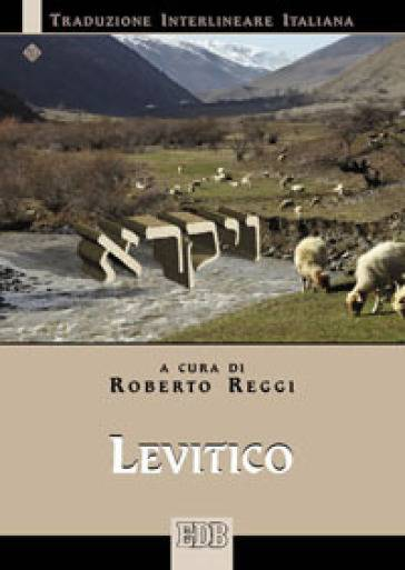 Levitico. Versione interlineare in italiano