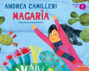 Andrea Camilleri Magarìa. Ediz. a colori