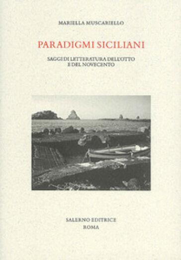 Mariella Muscariello Paradigmi siciliani.