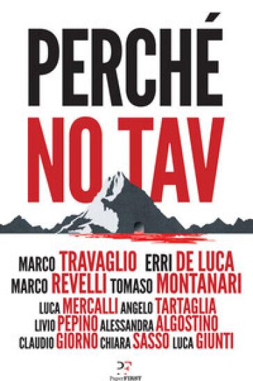 Beppe Grillo Perché no TAV ISBN:9788899784751