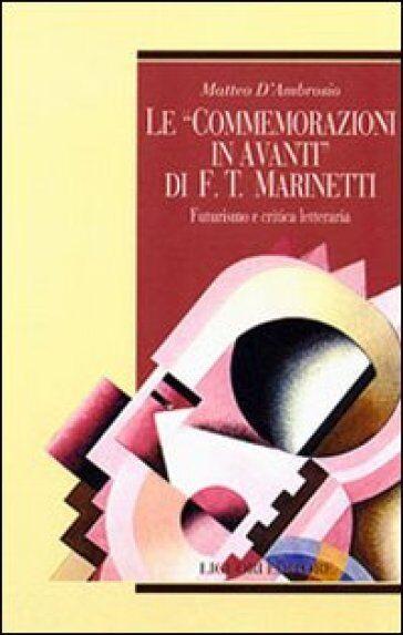 Matteo D'Ambrosio Le commemorazioni in avanti
