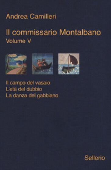 Andrea Camilleri Il commissario Montalbano: Il