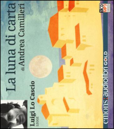 Andrea Camilleri La luna di carta letto da