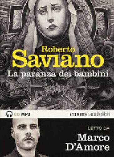 Roberto Saviano La paranza dei bambini letto