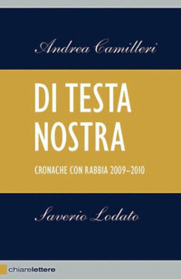 Andrea Camilleri, Saverio Lodato Di testa