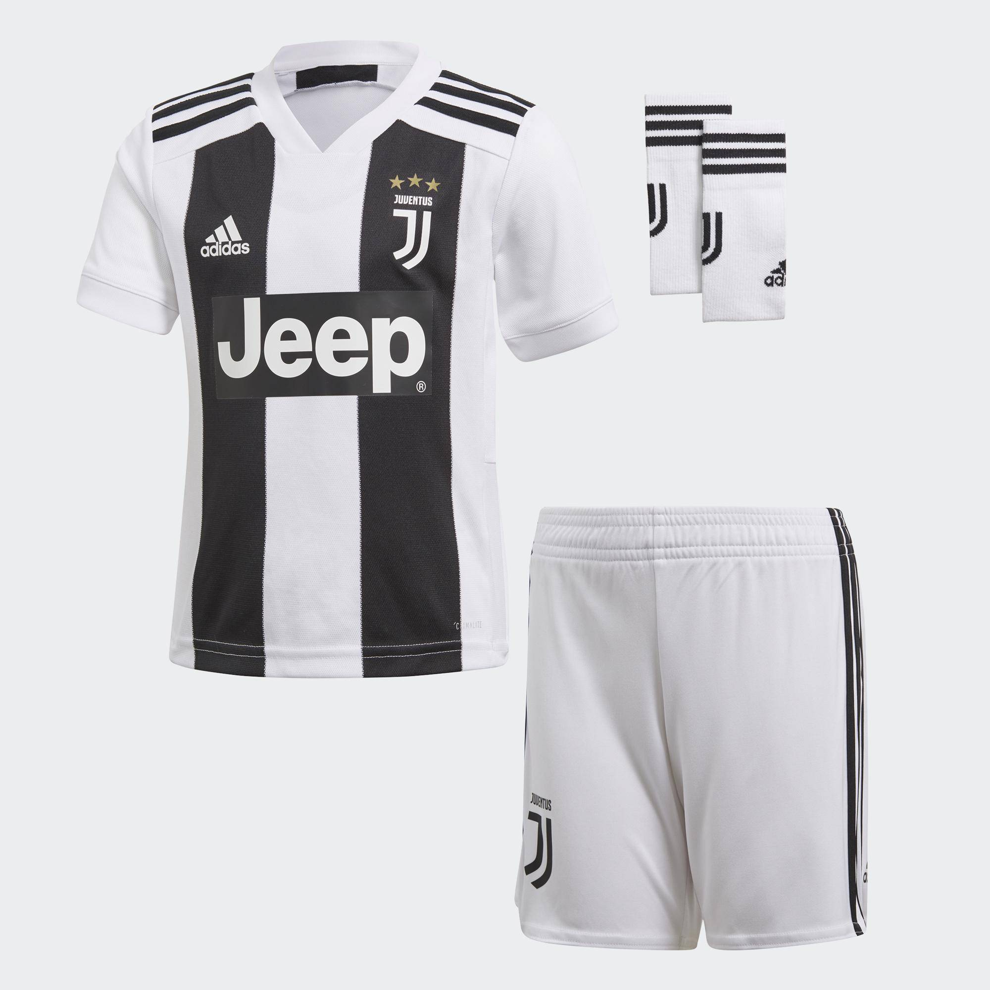 Adidas Kit Home Juventus Baby  18/19