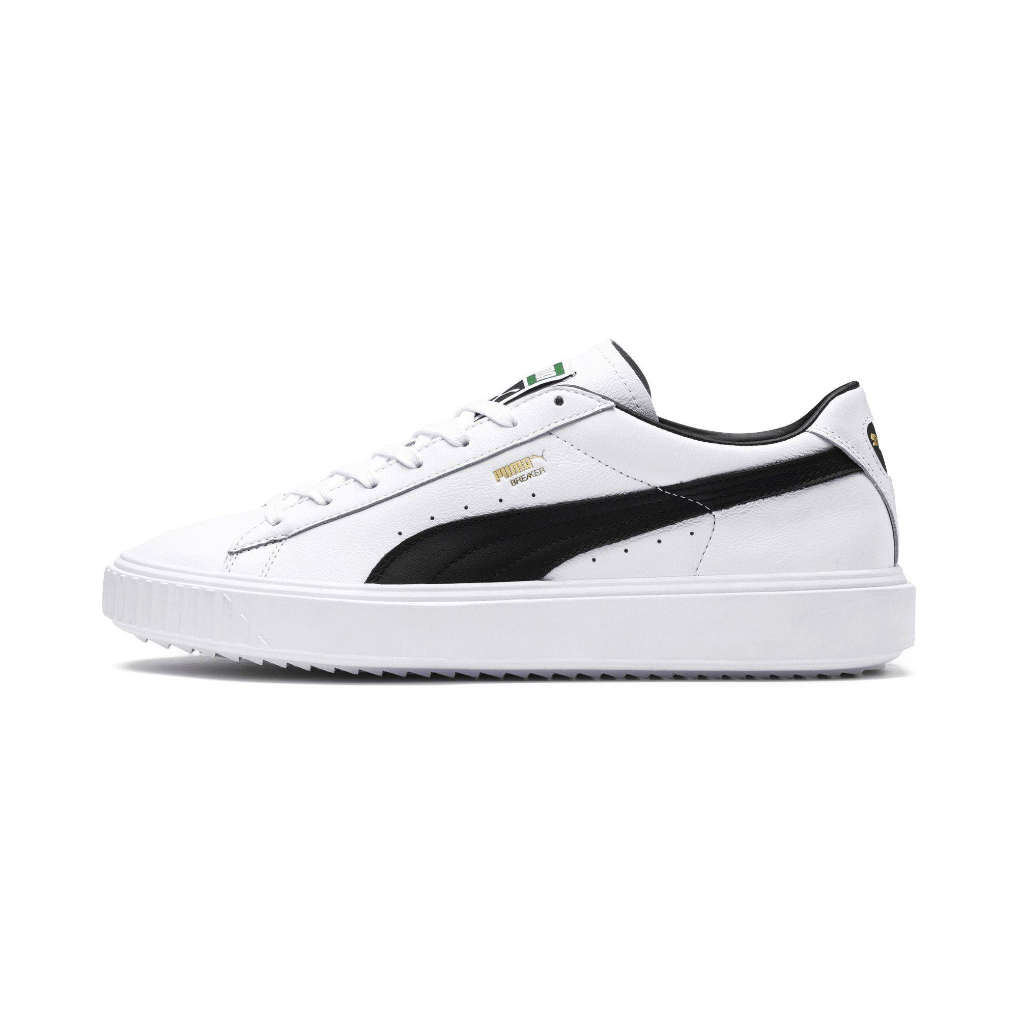 Puma Breaker Leather Puma    18/19