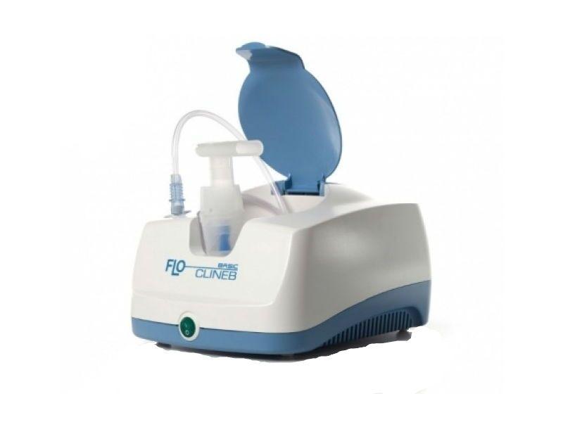 CA-MI Clineb Basic - Compressore a Pistone per Aerosolterapia per Uso Professionale