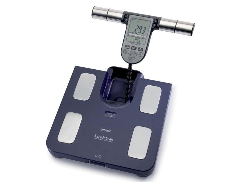 gima bilancia body fat omron bf511 - misuratore composizione corporea