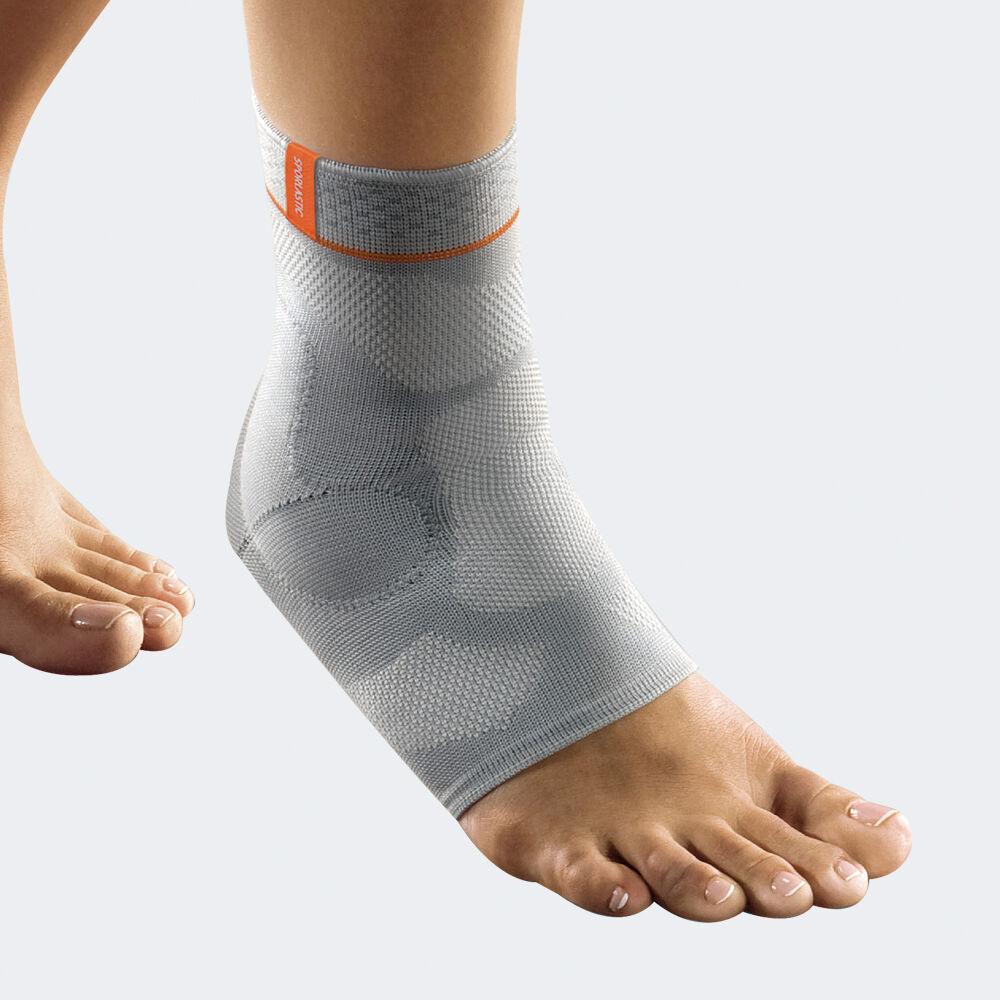 sporlastic cavigliera elastica con supporti malleolari malleo-hit