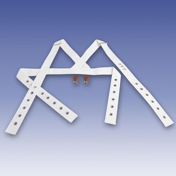 biomatrix contenzione torace per letto con chiusura magnetica