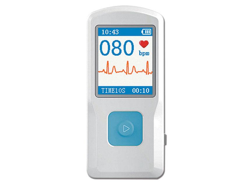 gima ecg palmare pm10 - software e bluetooth integrato - per ridurre e prevenire malattie cardiovascolari