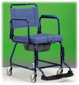 vassilli sedia comoda con rotelle 11.78-n