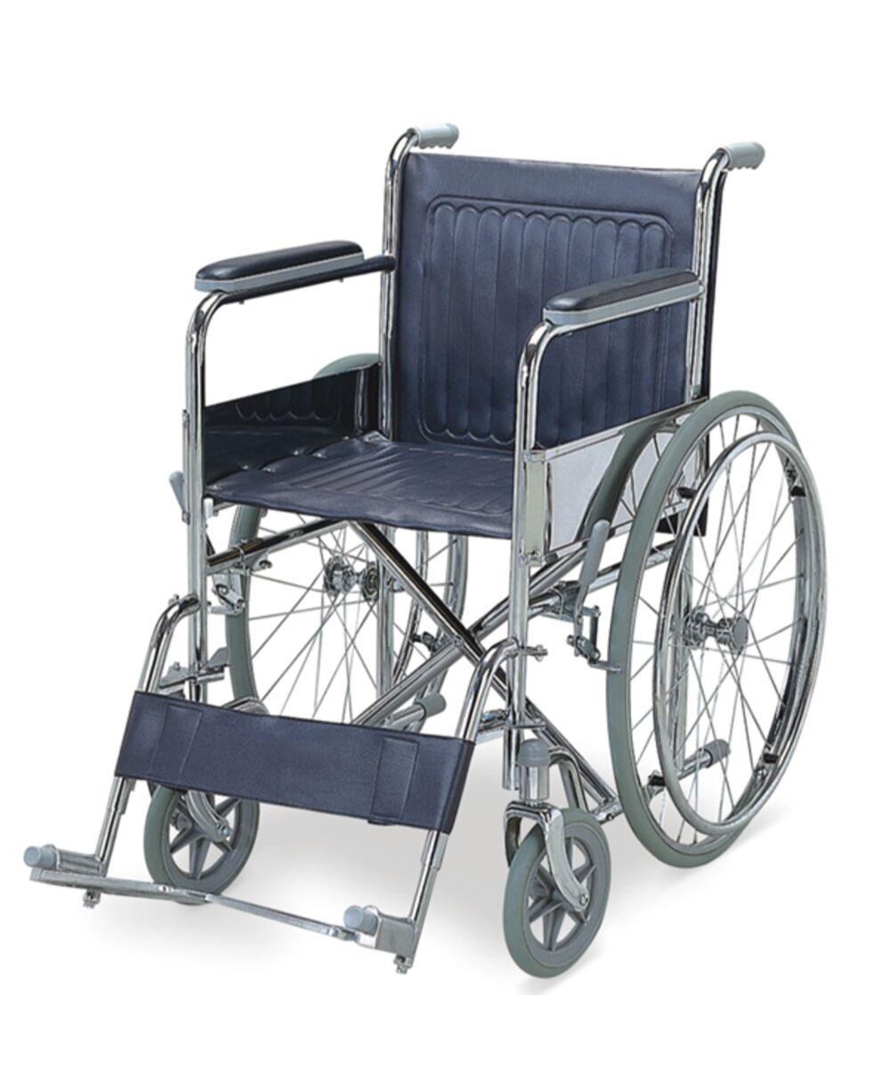 vari sedia a rotelle standard pieghevole ad autospinta con gomme piene