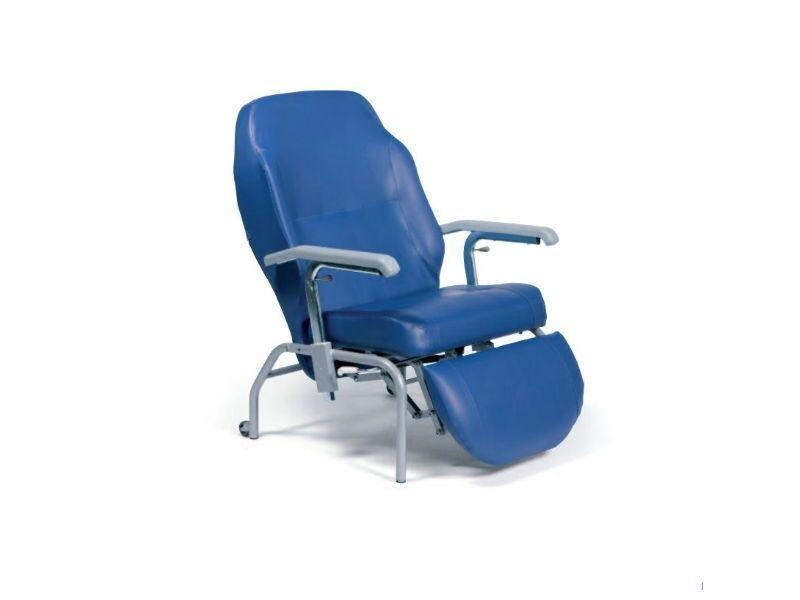 vermeiren poltrona relax con schienale reclinabile normandie xxl