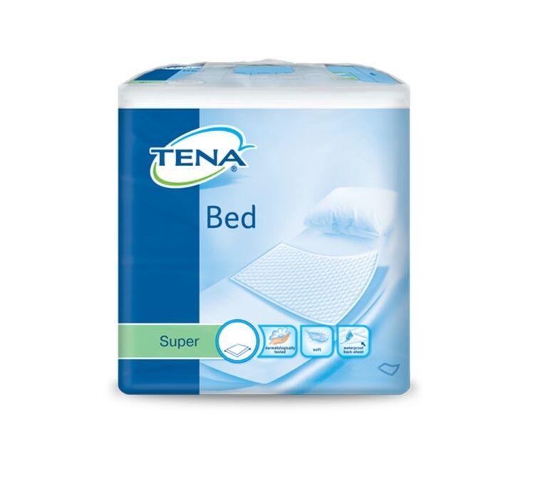 Tena Traverse letto ultra assorbenti con rivestimento impermeabile - Bed Super