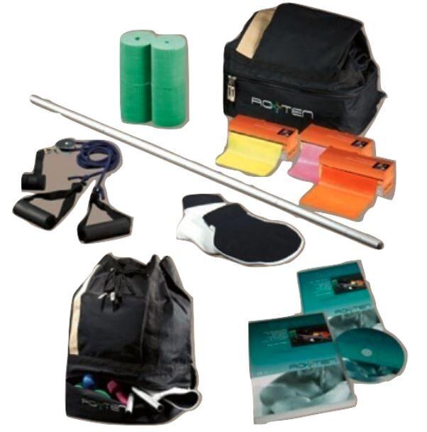 ro+ten kit per la riabilitazione della spalla autoassistita - trainer-s