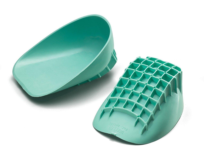 Sanico Talloniera Tuli's verde e avvolgente per scarpe sportive