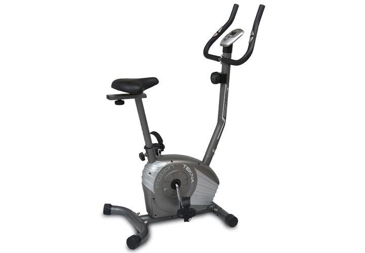 JK Fitness Cyclette magnetica ad 8 livelli di resistenza con sella regolabile -  - Tekna 205