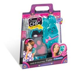 Clementoni Crazy chic - mini trousse coniglietto