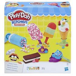 Play-Doh Pld gelati e ghiaccioli